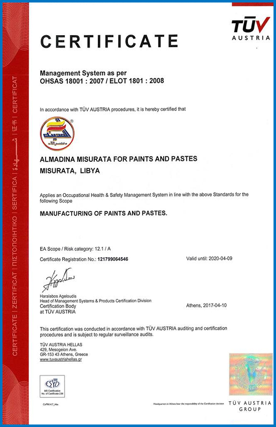 ISO 1801:2008